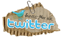 Suivez moi sur Twitter ;)