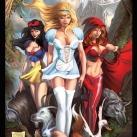 thumbs conte de fee sexy 7 contes de fées plus Sexy (18 photos)