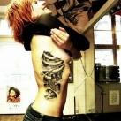 thumbs cyberpunk tatouages 001 Des tatouages Cyberpunk (20 photos)