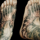 thumbs cyberpunk tatouages 002 Des tatouages Cyberpunk (20 photos)