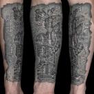 thumbs cyberpunk tatouages 016 Des tatouages Cyberpunk (20 photos)