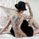 thumbs femme tatouee 008 Les Femmes Tatouées (57 photos)