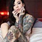 thumbs femme tatouee 029 Les Femmes Tatouées (57 photos)