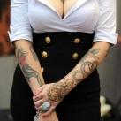 thumbs femme tatouee 025 Les Femmes Tatouées (57 photos)