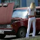 thumbs femme au vollent accident006 femmes aux volants = Accidents x) (33 photos)