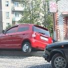 thumbs femme au vollent accident014 femmes aux volants = Accidents x) (33 photos)