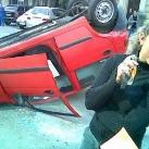 thumbs femme au vollent accident032 femmes aux volants = Accidents x) (33 photos)