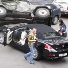 thumbs femme au vollent accident033 femmes aux volants = Accidents x) (33 photos)