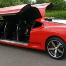 thumbs limousine ferrari 032 Une Limousine Ferrari ! (9 photos)