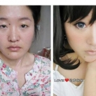 thumbs filles chinois et l art du make up 017 Filles chinoises et lart du make up (34 photos)