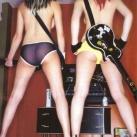 thumbs filles et instruments de musique 3 Des filles sexy avec des instruments de musique (47 photos)