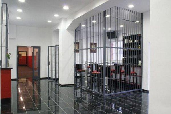 hotel prison 000 Un hôtel prison (23 photos)