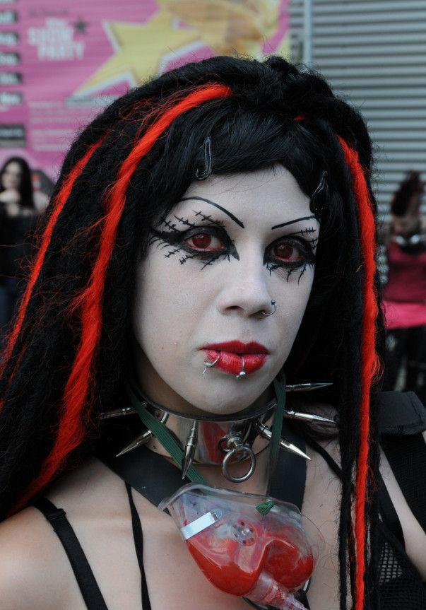 la mode gothique 002 La mode Gothique (49 photos)