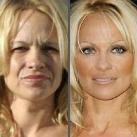 thumbs le visage des stars sans maquillage 19 Le visages des Stars sans maquillage (34 photos)