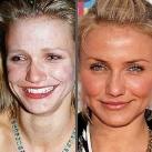 thumbs le visage des stars sans maquillage 29 Le visages des Stars sans maquillage (34 photos)