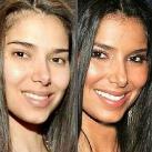 thumbs le visage des stars sans maquillage 7 Le visages des Stars sans maquillage (34 photos)