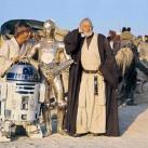 thumbs photos rares du tournage de star wars 001 Photos rares du tournage de Star Wars (113 photos)