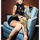 thumbs tatouages 022 Des filles avec des tatouages (33 photos)