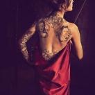 thumbs tatouages 026 Des filles avec des tatouages (33 photos)