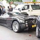 thumbs zonda roadster f accidente 000 Supercars de 1.460.000€ accidenté... (6 photos)